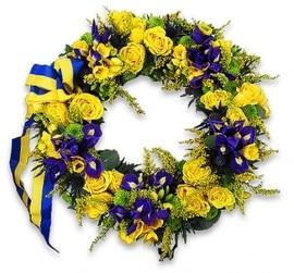 Cheap Funeral Wreaths UK