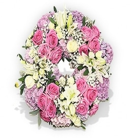 Funeral Wreaths Free Delivery
